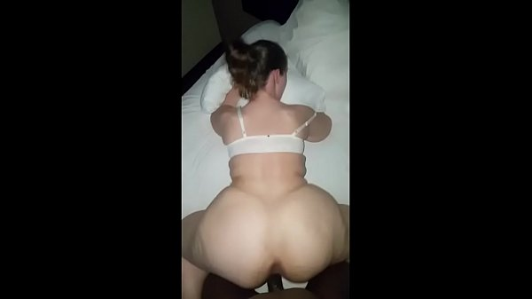 m. with big booty rides a black cock