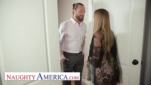 Naughty America - Laney Grey fucks her friend's husband one last time.