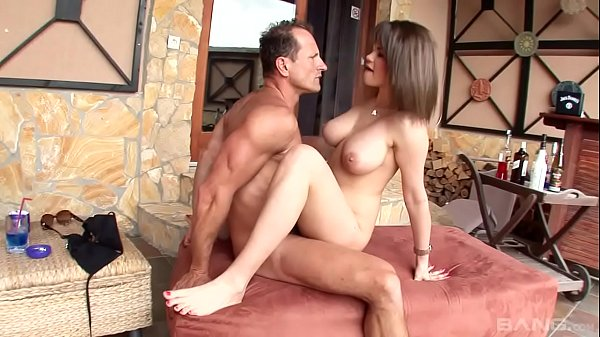 Hot brunette Cinthia Doll chets her husband with stranger Thumb