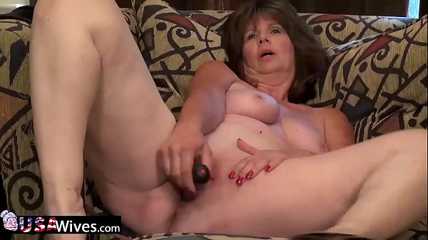 USAwives Solo Mature Masturbation In Compilation Thumb