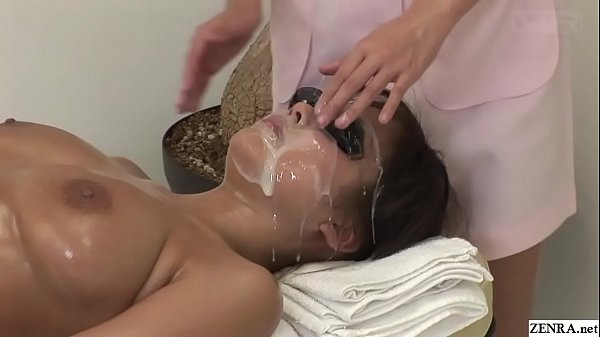 Massage with cum