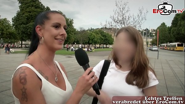 German Street casting - EroCom search guy for first time userdate