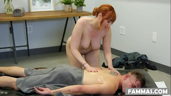 Lauren Phillips massages and fucks with Nathan ...