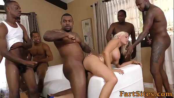 Milf interracial bukkaked