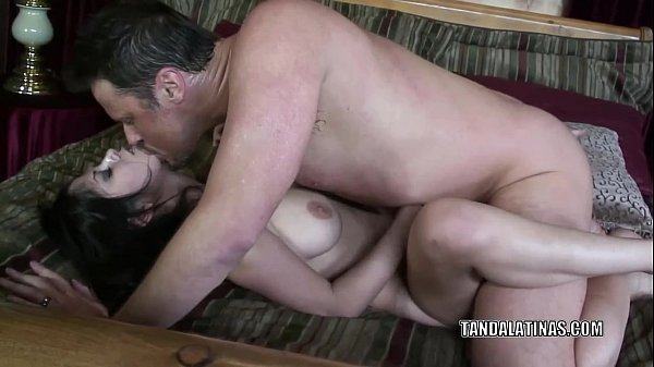 Busty babe Evie Delatosso takes a dick in her Latina twat