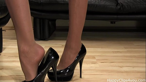 Goddess milf shoe fetish high heels video Thumb