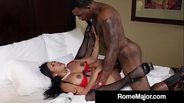 BBC Rome Major Pounds Maxine X's Asshole Until She Squirts! Thumb