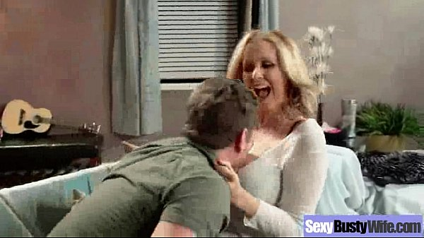 julia ann) Naughty Housewife With Round Big Boobs Love Sex mov-15