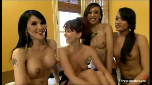 Double Vag, multiple cum shots, hard ts cock making Madeline SUBMIT