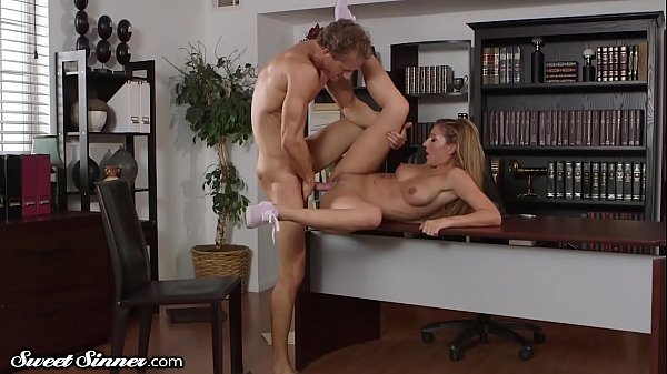 SweetSinner Passionate Hot Sex With Her College Prof. Thumb