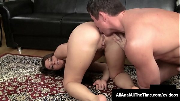 Anal Loving Mia Gold Gets Ass Pounded, Gaped, R...