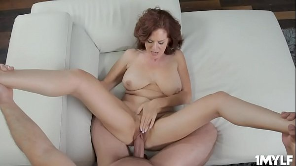 MILF Andi James is ready to c. on some thick cock like Kyle's meaty dick