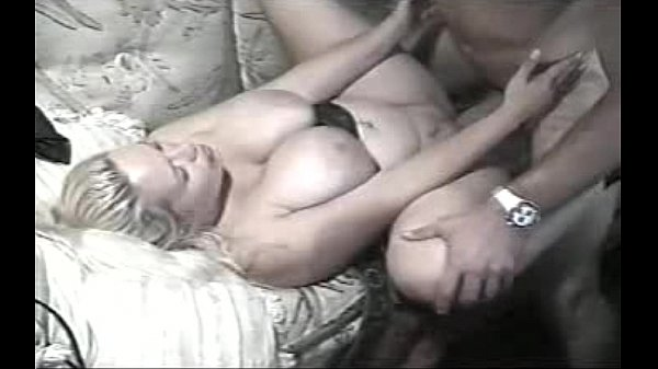 Chubby girl sex on couch