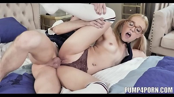 Katie Kush Plays Hooky For Some Nooky