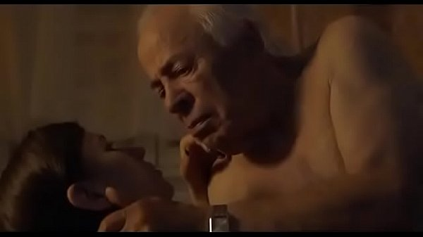 Lucky old man chance s. with young girl full erotic sex and romance with old man