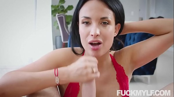 Hot French MILF Anissa Kate Blows