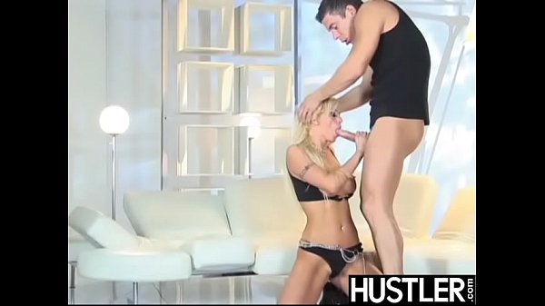 Brittney Skye earns mouthful of lush cum after anal pounding