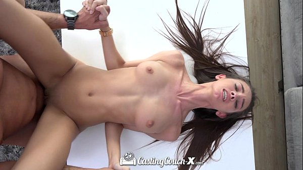 CASTINGCOUCH-X Newbie Charity Crawford fingered...