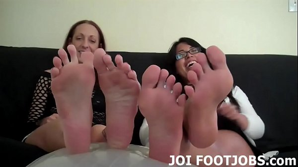 Beg and you might get to worship our feet