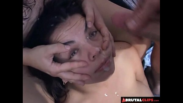 BrutalClips - Blinded By Cum! Thumb