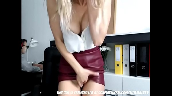 Having Fun With Me Secretary At The Office...