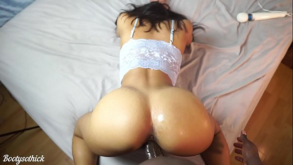 Fit black guys fuck big booty girl next door