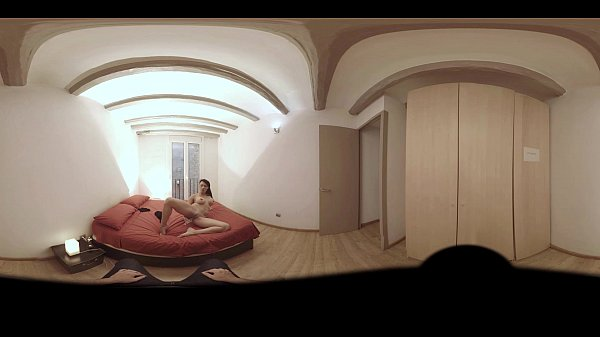 VR Porn Home Alone with Sara May