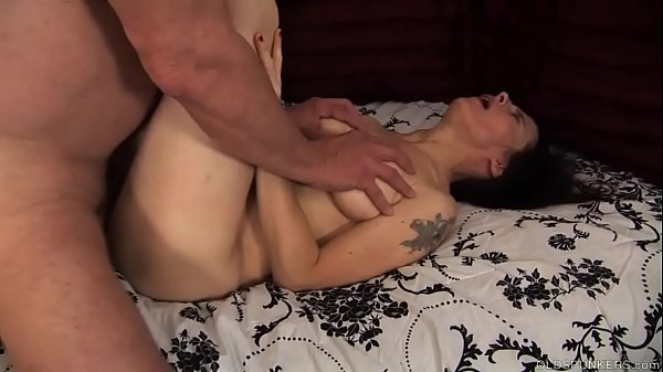 Trippy old spunker loves a hard fucking and a facial cumshot Thumb