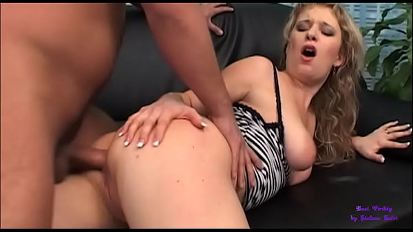 Big tits deep mouth and a great desire for anal sex