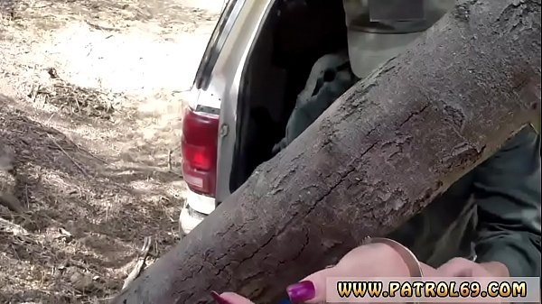 Two hot blonde cops Pale Cutie Banging on the Border