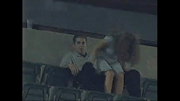 Adam and Eve Caught fucking at a ball game