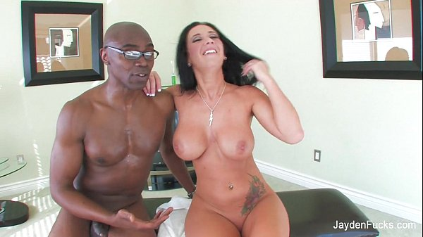 Jayden Jaymes's Interracial With Sean Michaels Thumb