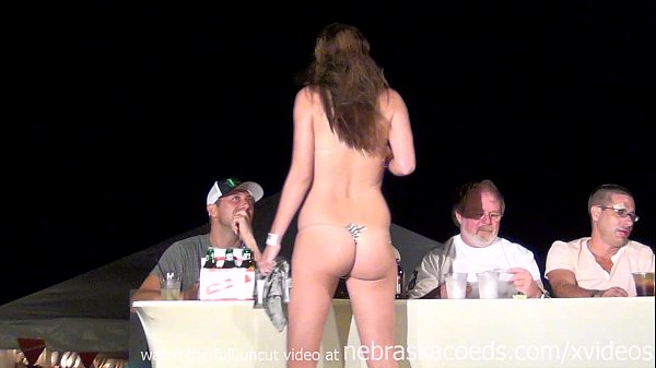 homemade bikini contest florida