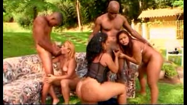 EVASIVE ANGLES Big Bubble Butt Brazilian Orgy Vol 12 CD 1
