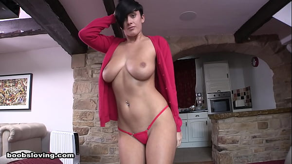 Kim Downblouse Strip Thumb