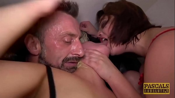 PASCALSSUBSLUTS - Lucia Love Shares Master Cock...