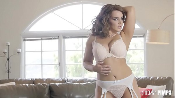 Natasha Nice in Stockings and Lingerie Thumb