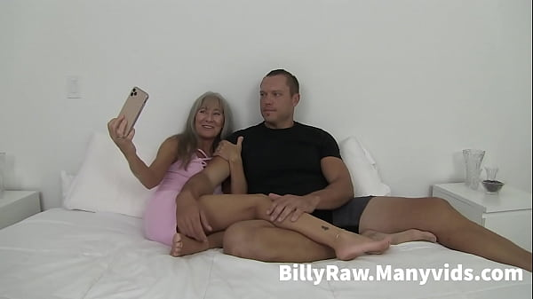 Leilani Lei Cucks Husband and Records It On Her Cellphone. Creampie Finish Thumb