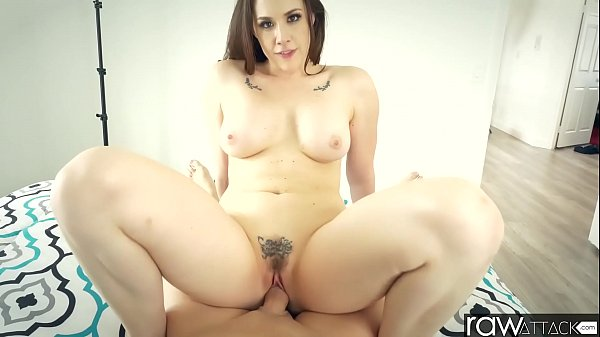 RawAttack - Chanel Preston is punished by a monster cock, interview, big boobs and big booty