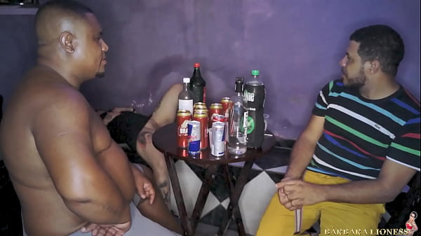 Woman is left at the club by her husband and two men take advantage of her (with Leo Ogro)