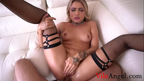 Anal Psycho Gets An Ass Full Of Cock And Rims - Adria Rae, Mick Blue