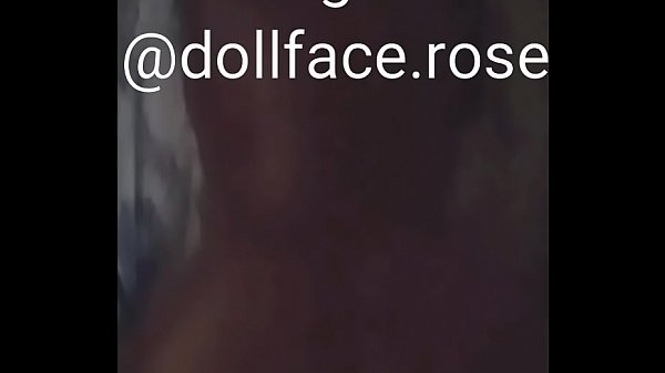 Dollface.rose gets fucked on ig