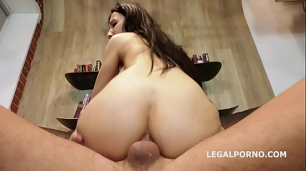 Melissa Rel Welcome to Porn with Balls Deep Ana...