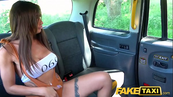 Fake Taxi Escaped horny prisoner Princess Jas needs cock