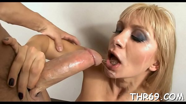 Leaking facial delight