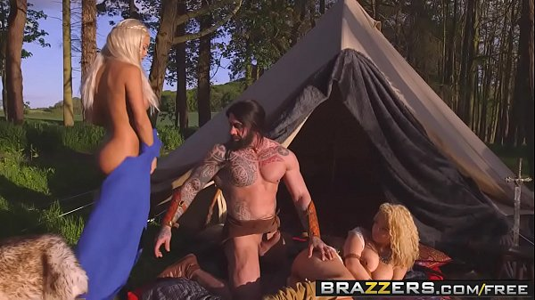 Brazzers - Storm Of Kings XXX Parody Part 2 Aru...