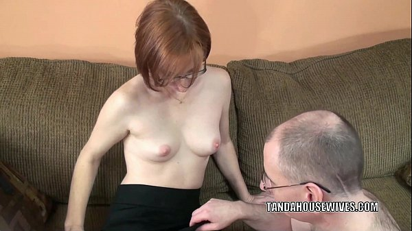 Redhead wife Layla Redd gets her mature pussy pounded