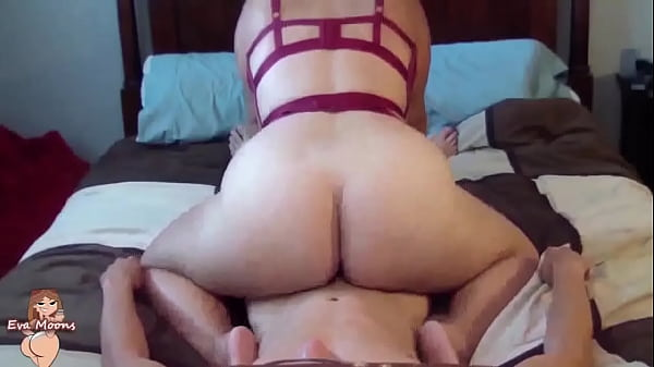 Morning Sex With Big Ass and big natural tits White Woman - Hot American babe Thumb