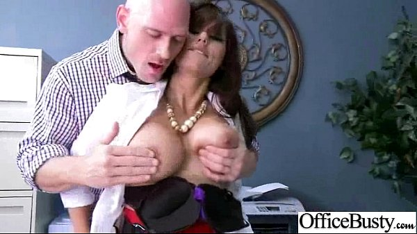 Horny Worker Girl With Big Tits Banged Hard Style In Office (reena sky) vid-04