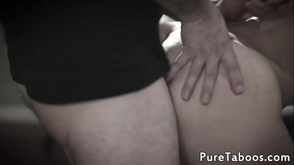 Real stepdaughter pussyfucked from behind Thumb